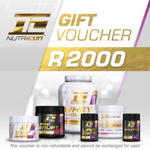 Nutricon R2000 Gift Voucher
