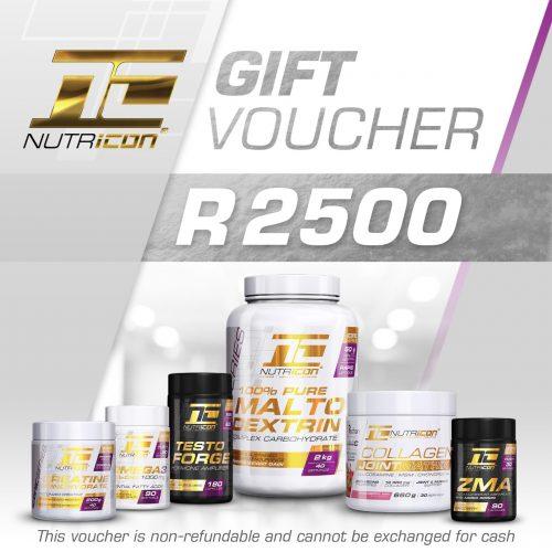 Nutricon R2500 Gift Voucher