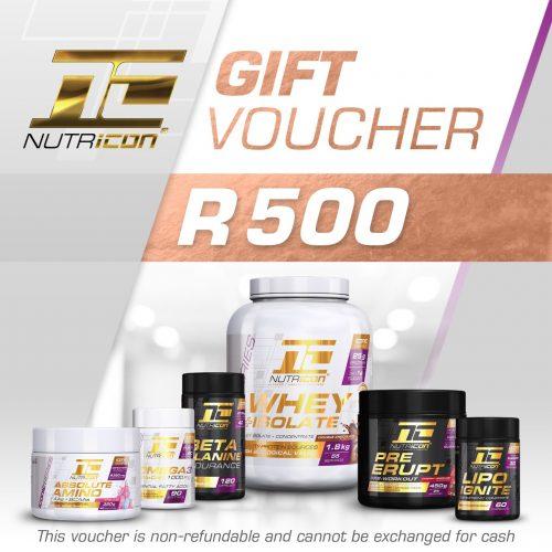 Nutricon R500 Gift Voucher