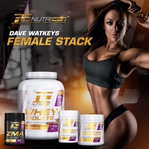 Dave Watkeys Female Stack