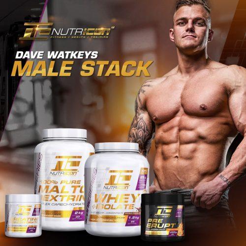 Dave Watkeys Male Stack