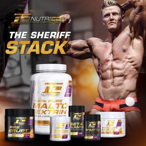 Sheriff Stack